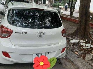 Cần bán Hyundai Grand i10 sản xuất 2014, màu trắng, nhập khẩu nguyên chiếc, giá chỉ 205 triệu