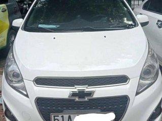 Cần bán lại xe Chevrolet Spark đời 2013, màu trắng, xe nhập còn mới, giá chỉ 225 triệu