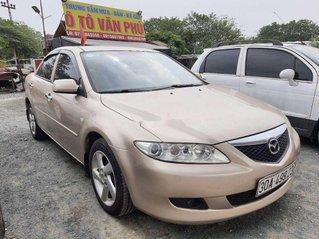 Bán xe Mazda 6 sản xuất năm 2004, giá chỉ 185 triệu