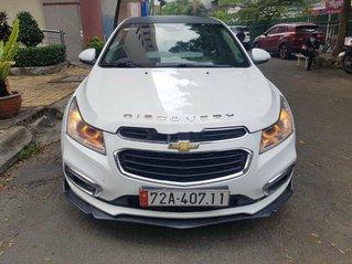 Cần bán lại xe Chevrolet Cruze năm sản xuất 2015, màu trắng
