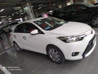 Cần bán lại xe Toyota Vios năm 2018, màu trắng, giá 465tr
