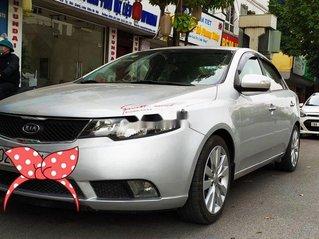 Cần bán gấp Kia Cerato 1.6AT 2009, màu bạc, xe nhập, giá 305tr