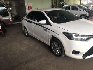 Bán Toyota Vios đời 2015, màu trắng chính chủ