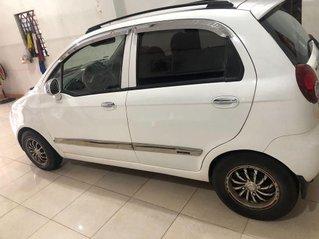 Cần bán xe Chevrolet Spark sản xuất năm 2009, màu trắng