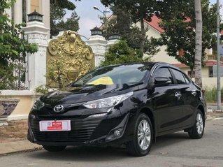 Bán Toyota Vios 1.5G đời 2019, màu đen