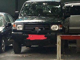 Cần bán Mitsubishi Pajero đời 1999, màu đen, nhập khẩu