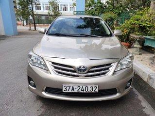 Cần bán gấp Toyota Corolla Altis năm sản xuất 2010