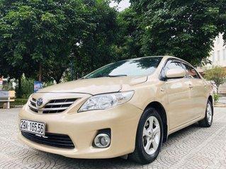 Bán xe Toyota Corona 2011, màu vàng, nhập khẩu nguyên chiếc còn mới, giá 435tr