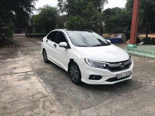 Cần bán gấp Honda City sản xuất năm 2017, màu trắng còn mới
