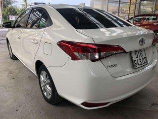Cần bán lại xe Toyota Vios sản xuất 2018, màu trắng, nhập khẩu