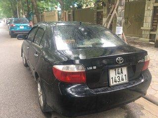 Cần bán xe Toyota Vios đời 2005, màu đen, nhập khẩu nguyên chiếc còn mới