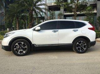 Bán Honda CR V đời 2019, màu trắng, nhập khẩu còn mới