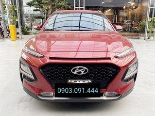 Bán ô tô Hyundai Kona năm sản xuất 2018, màu đỏ còn mới