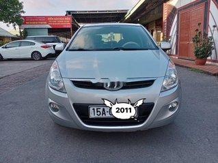 Bán Hyundai i20 sản xuất năm 2011, màu bạc, xe nhập