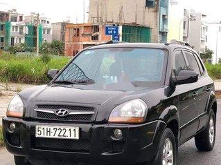 Bán Hyundai Tucson sản xuất năm 2009, màu đen, xe nhập chính chủ
