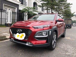 Bán Hyundai Kona đời 2019, màu đỏ còn mới, giá 705tr