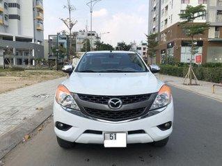 Bán xe Mazda BT 50 sản xuất 2016, màu trắng, xe nhập chính chủ