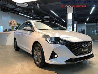 Cần bán Hyundai Accent sản xuất 2020, màu trắng, nhập khẩu nguyên chiếc