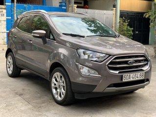 Cần bán Ford EcoSport sản xuất năm 2018, giá mềm
