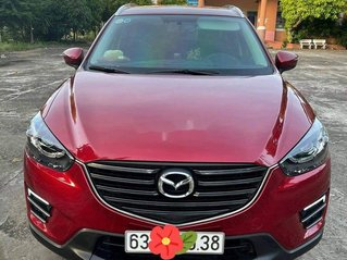 Bán Mazda CX 5 2017, màu đỏ chính chủ giá cạnh tranh