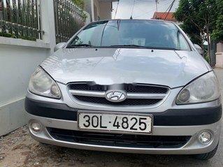 Cần bán gấp Hyundai Getz 2008, màu bạc, nhập khẩu chính chủ, giá 122tr
