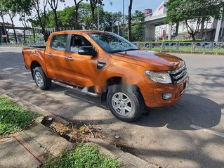 Bán Ford Ranger đời 2014, xe nhập, màu cam chính chủ