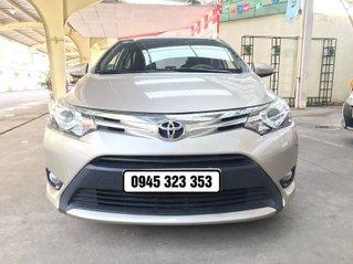 Xe Toyota Vios sản xuất 2015 còn mới