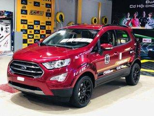 Bán Ford EcoSport năm 2020, màu đỏ