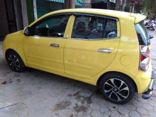 Bán ô tô Kia Morning sản xuất 2009, màu vàng