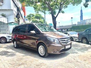 Cần bán xe Mercedes Vito đời 2016, ĐK 2017