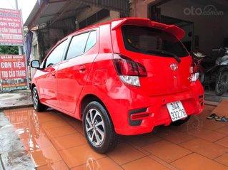 Cần bán xe Toyota Wigo SX 2019, màu đỏ