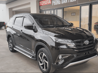 [Duy nhất tháng 11] Toyota Rush 2020 - tặng 2 năm bảo hiểm thân vỏ xe - rinh xe ngay chỉ với 95 triệu