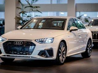 [Audi Miền Bắc] Audi A4 2020 - ưu đãi tốt nhất về giá, giao xe ngay