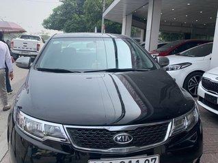 Bán xe Kia Forte năm sản xuất 2011, màu đen