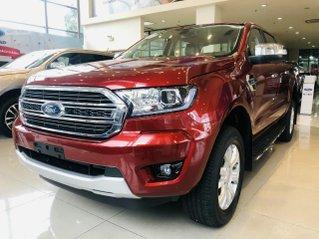 Ford Ranger XLT Limited 2021 Hàng Hot còn 1 chiếc màu đỏ giao ngay trong tháng 11. Liên hệ gấp để nhận ngay quà tặng.