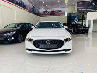 Bán Mazda 3 1.5 Deluxe SX 2020, màu trắng
