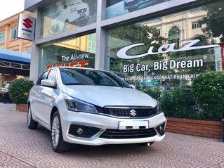 Bán Suzuki Ciaz 2020 mới 100%, giá 494 tr, chỉ cần 180 triệu có xe ngay, hỗ trợ từ a -z, giá cạnh tranh nhiều ưu đãi