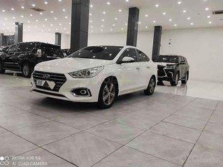 Bán Hyundai Accent năm 2018, màu trắng, xe chính chủ giá thấp