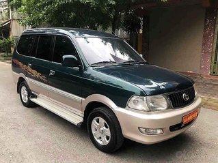 Cần bán gấp Toyota Zace GL sản xuất năm 2005, màu xanh lục