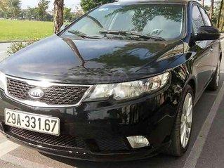 Cần bán gấp Kia Forte AT năm 2011, màu đen, nhập khẩu nguyên chiếc giá cạnh tranh