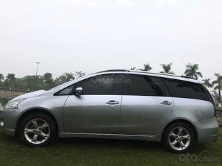 Cần bán gấp Mitsubishi Grandis Sport sản xuất 2009, màu bạc giá cạnh tranh