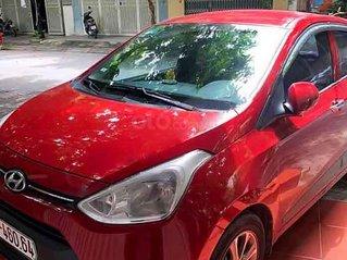 Cần bán Hyundai Grand i10 năm sản xuất 2014, màu đỏ, nhập khẩu nguyên chiếc