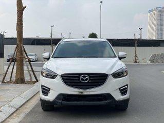 Bán nhanh Mazda CX5 2.0 2017 tư nhân một chủ từ đầu xe đẹp