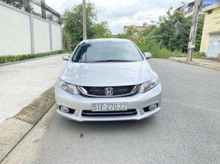 Bán Honda Civic 2.0AT sản xuất 2015, xe một đời chủ mua mới, chạy 48.000km