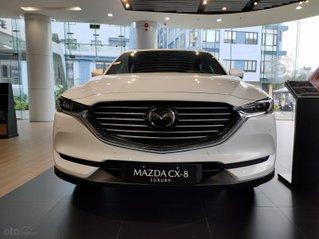 [ Mazda Bắc Ninh] - Mazda CX-8 SUV 7 chỗ, chỉ từ 999 triệu, ưu đãi giảm thuế trước bạ 50%, nhiều quà tặng hấp dẫn