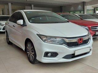 Honda City 1.5 CVT sản xuất 2017, xe gia đình sử dụng kỹ, có trả góp
