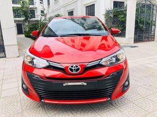 Cần bán nhanh Toyota Vios G 2019 biển TP, màu đỏ
