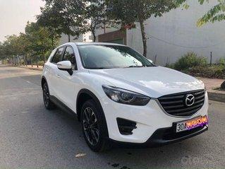 Bán xe Mazda CX 5 2.0 SX 2016, màu trắng