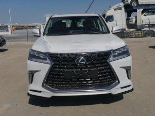 Bán Lexus LX570 Super Sport 2021, 8 chỗ, màu trắng, nội thất da bò, giá siêu tốt