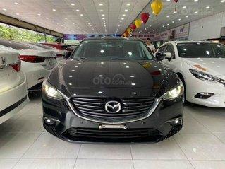 Bán xe Mazda 6 Premium 2.0AT SX 2018, màu đen